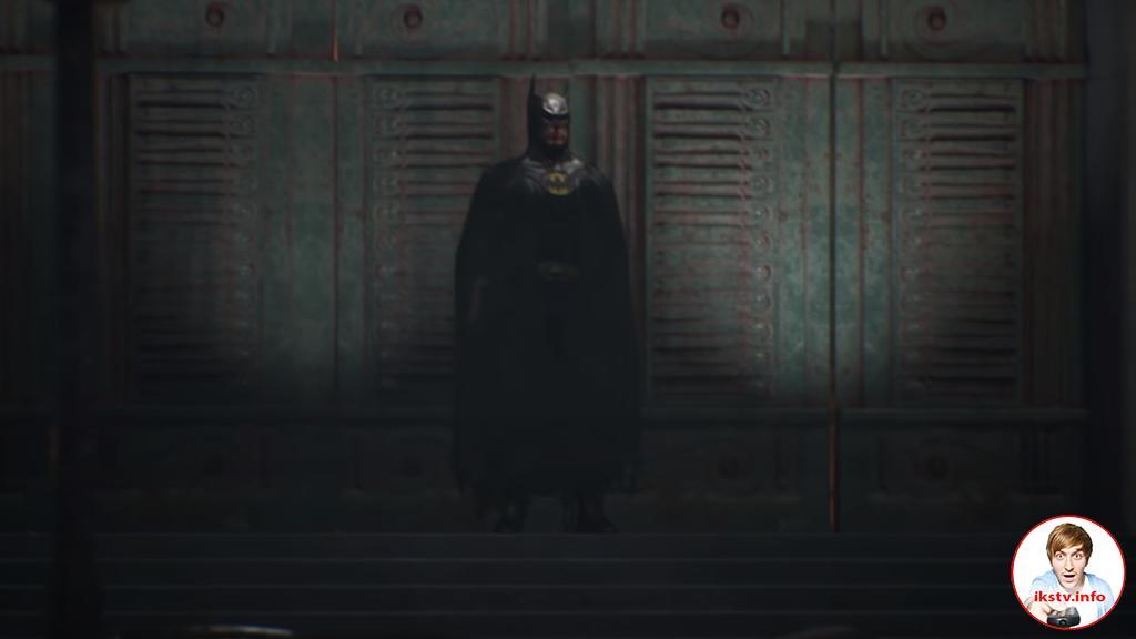 По старому фильму о Бэтмене сделали видеоигру