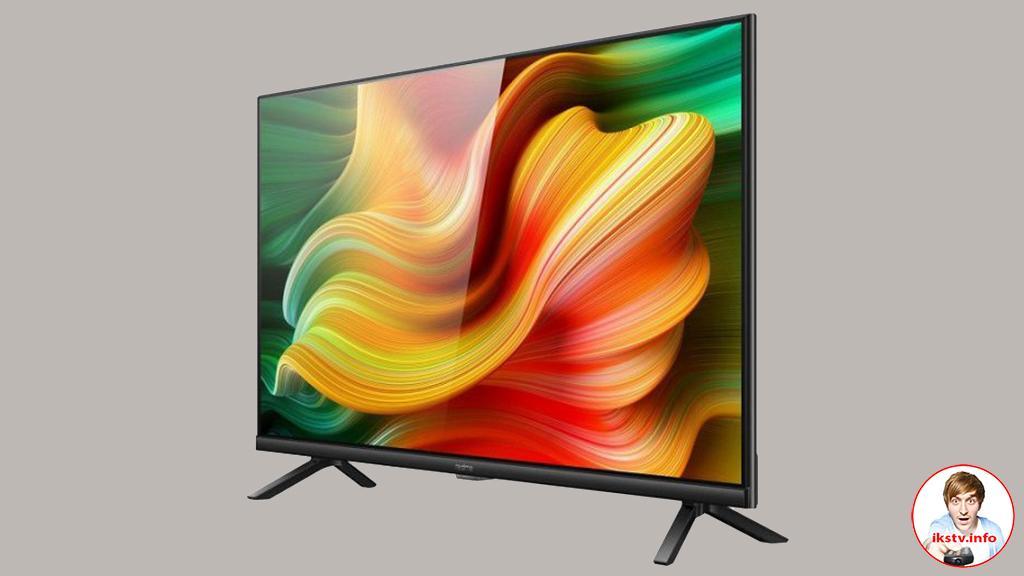 В Realme представят исторически важный 32-дюймовый телевизор
