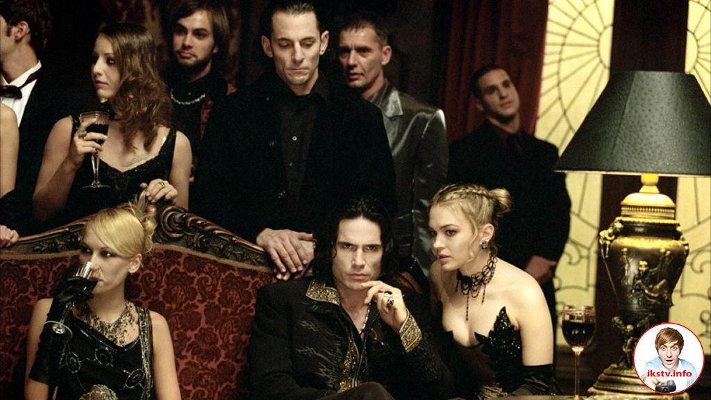 ТВ-3 зовёт на уикенд с вампирами и зомби
