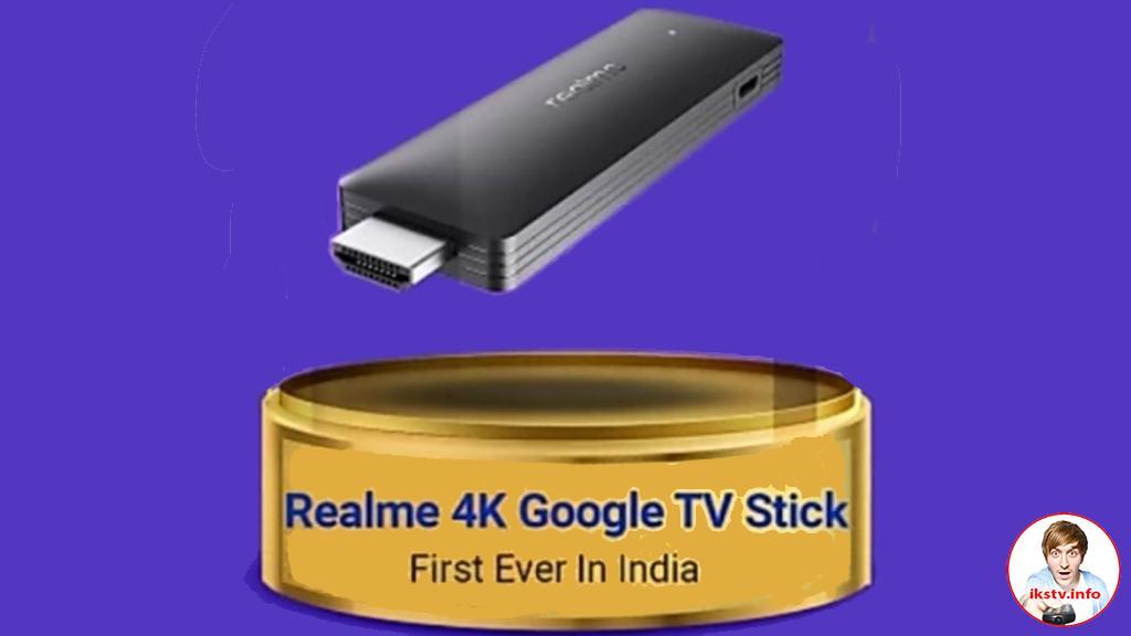 Realme выпустит ТВ-приставку на основе Google TV
