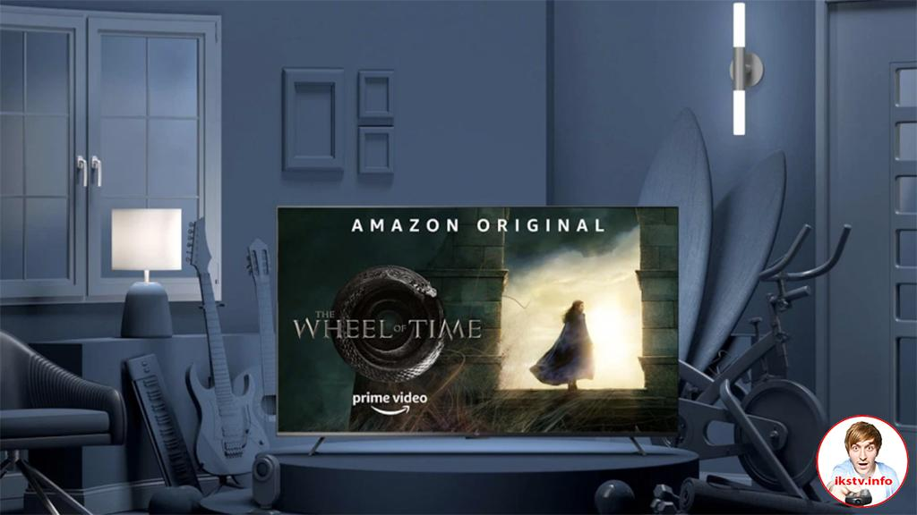 Amazon представила линейку телевизоров с пятью вариантами диагоналей
